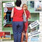 Balade postale au coeur d'Etterbeek – Samedi 12 septembre 2015 à 10h