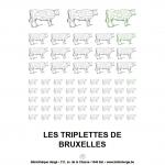 L'Ad Hoc 157 : Les Triplettes de Bruxelles
