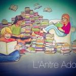 L'Antre Ado : club de lecture – Samedi 20 octobre  2018 de 14h à 15h