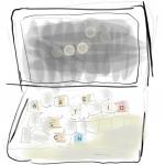 L'inconscient au bout des doigts – atelier d'écriture (Mai & Juin 2015)