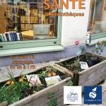 Jardins santé & bibliothèques : 4ème fête saisonnière 2019 – Lundi 16 décembre 2019 de 9h30 à 17h