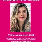 Les légendes urbaines de Belgique… et d'Etterbeek : Fête saisonnière – Lundi 25 juin à 18h