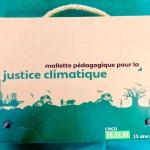Avis aux enseignants et aux animateurs : une mallette pédagogique sur la justice climatique !