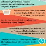 COVID-19 : La Bibliothèque Hergé s'adapte pour vous servir en toute sécurité