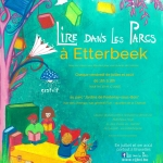 Lire dans les Parcs – chaque vendredi de juillet-août 2018 de 16h à 18h (sauf les 10 et 17 août)