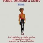 Poésie, émotions & corps – Janvier, février, mars 2019