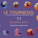 Tournesol 11 – Acquisitions d'octobre 2014