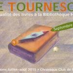 Tournesol 9 – Acquisitions de juillet-août 2015
