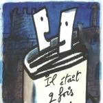 Il était deux fois… sans frontières ! – Mercredi 26 mai 2021 à 16h aux Jardins de Fontenay-sous-bois