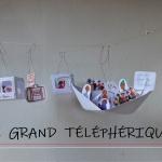 Le grand téléphérique : atelier créatif – Mercredi 5 mai 2021 de 14h30 à 17h