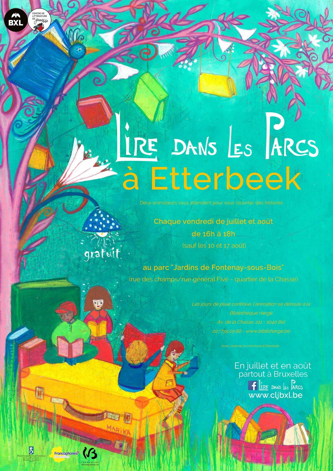 Bibliothèque De Fontenay Sous Bois bibliothèque communale hergé » blog archive » lire dans les